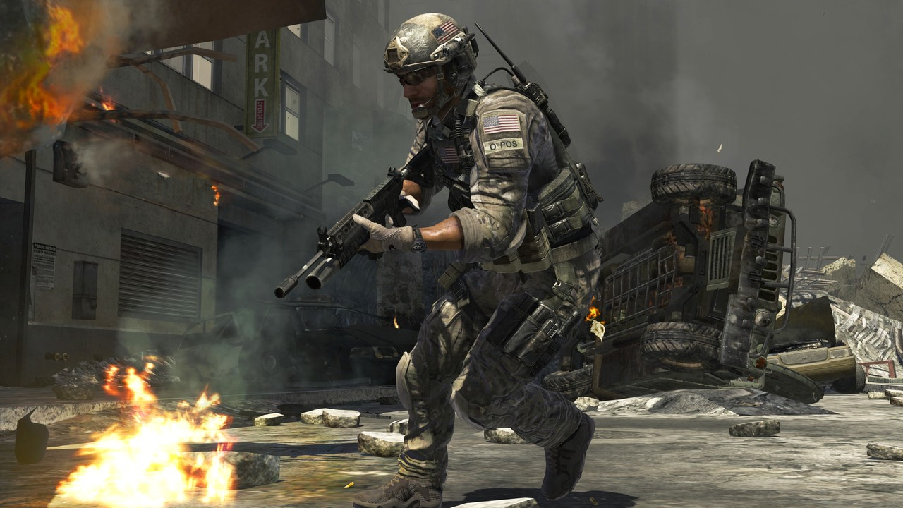 Los 13 minutos de gameplay de Modern Warfare 3 que se mostraron en la E3