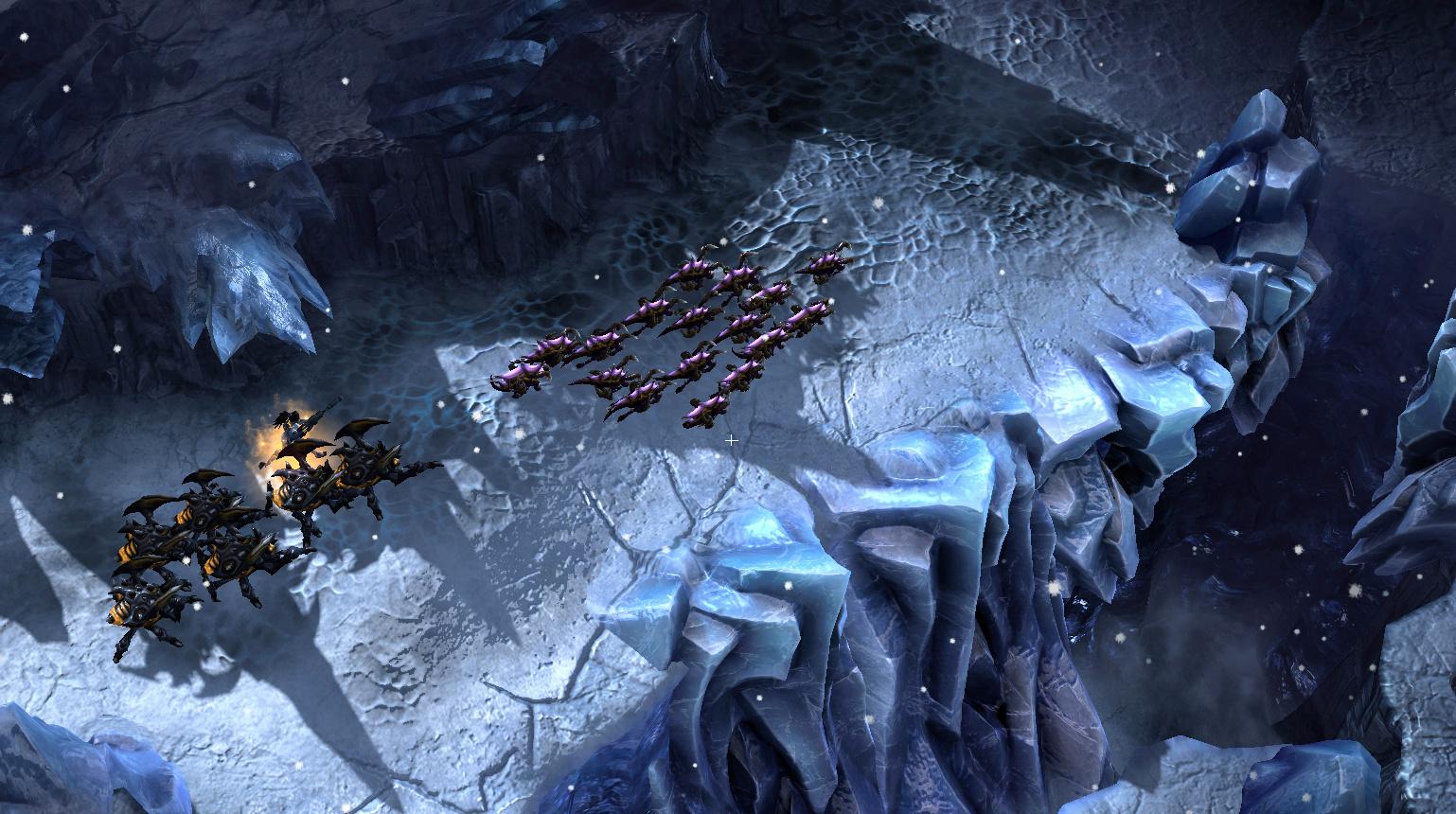 En la próxima expansión de Starcraft 2, podrás continuar tu partida aun después de un cierre inesperado