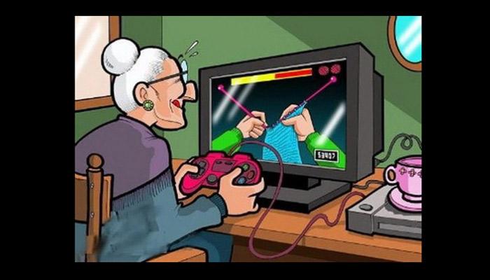 Cuando sea vieja, quiero seguir jugando [Recomendados]