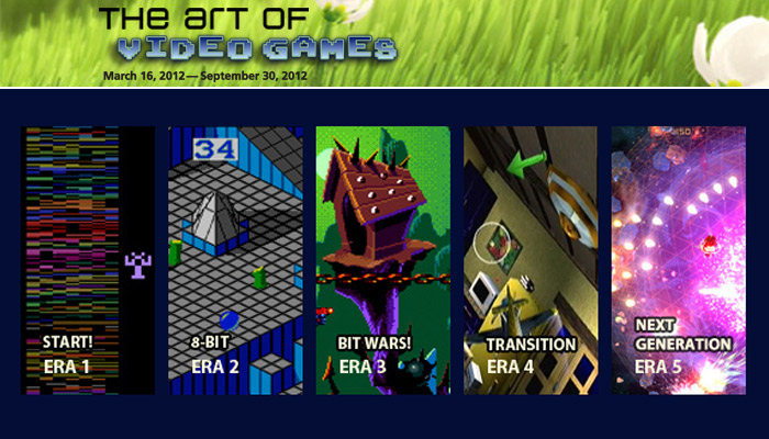 Se acerca la final de Art of Videogames!! [OMG]