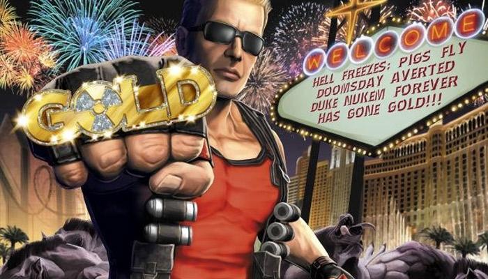 Mas vale tarde que nunca: Duke Nukem Forever es Gold!! [WIN!]