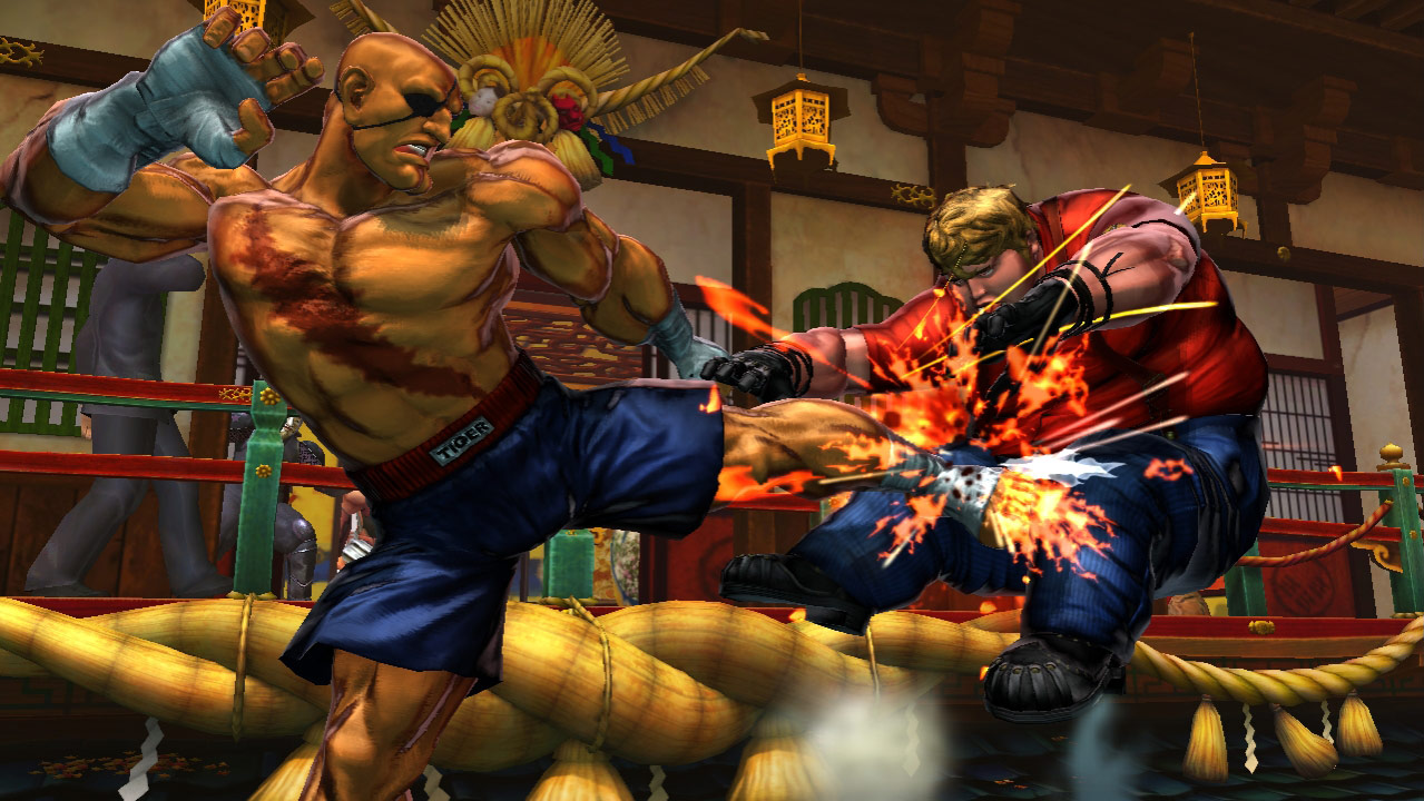 Nueva actualización de Street Fighter X Tekken agrega un nuevo y molesto error [Vídeo]