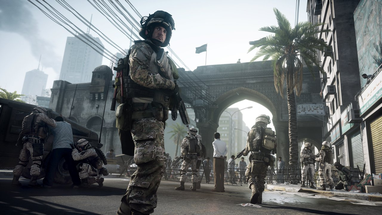 Muestran Battlefield 3 en PS3 durante el show de Jimmy Fallon [Video]