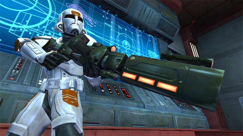 La cinemática de Star Wars: The Old Republic presentada en E3 2011 [Video]