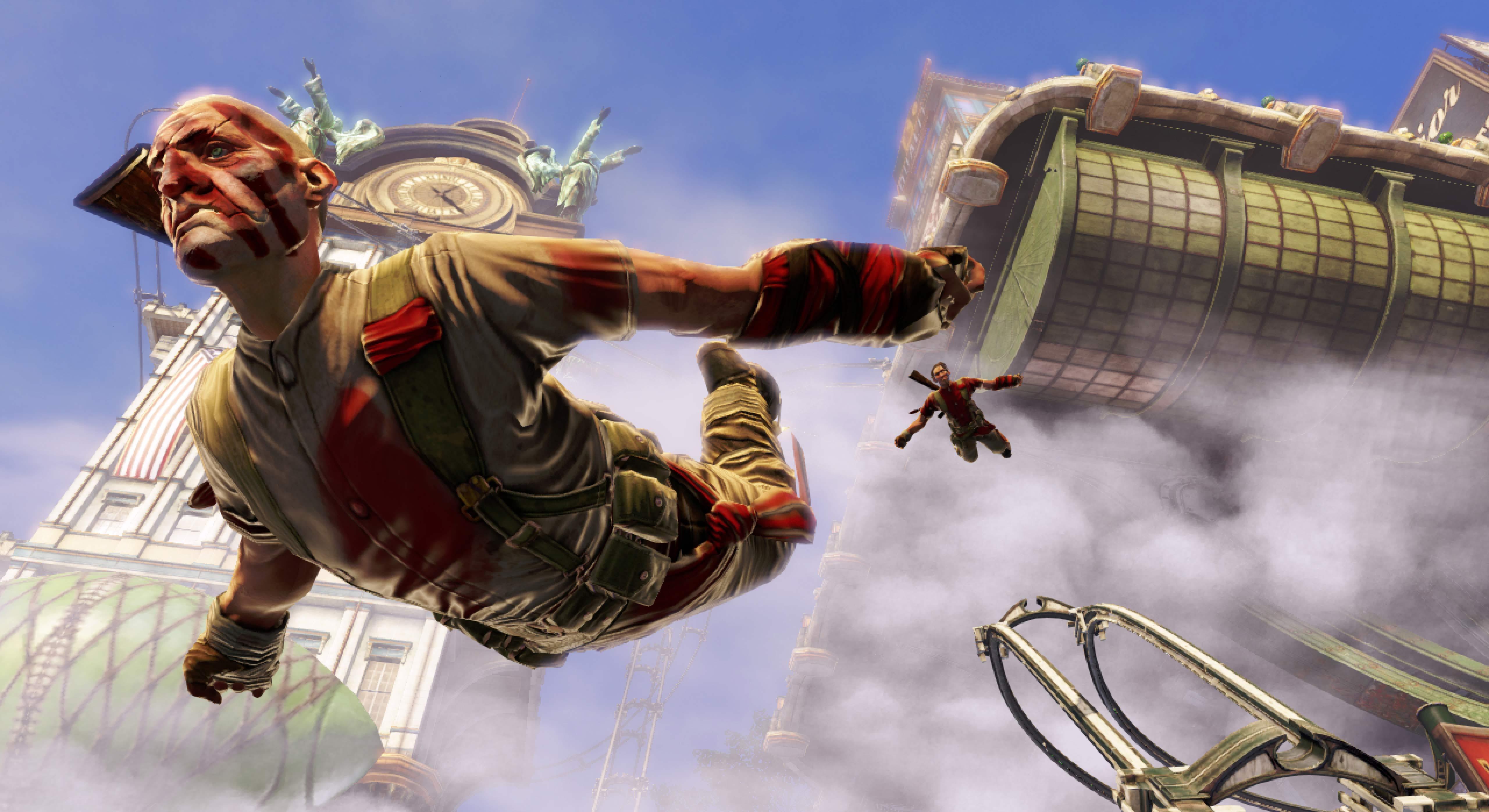Bioshock Infinite detalla un poco más las Sky-Lines en este trailer