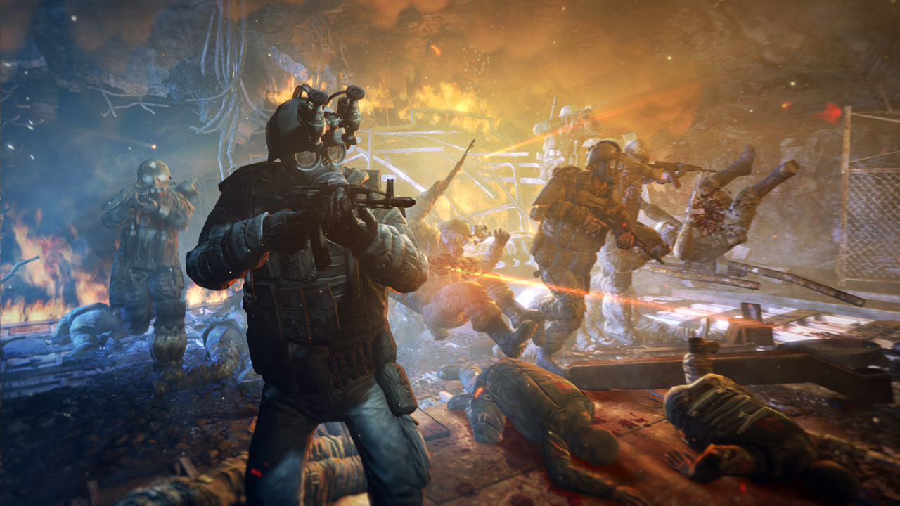 Un pequeño video gameplay de Metro: Last Light, peor es nada [E3 2011]