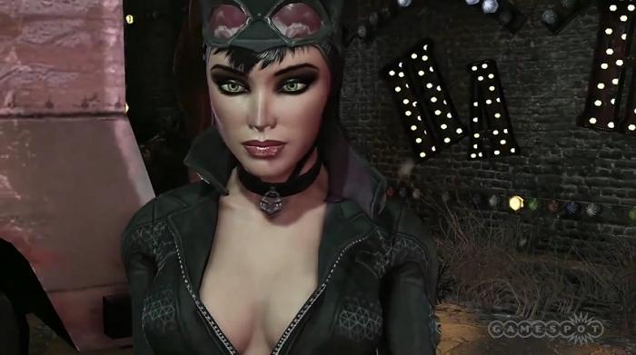 La Gatúbela, más rica que nunca, se presenta en Batman: Arkham City [VIDEO]