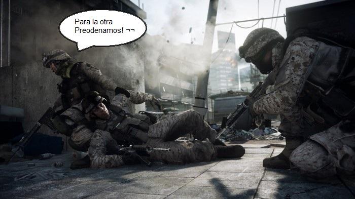 Pre ordene Battlefield 3 y llevese de regalo un arma!! [EA Game$]
