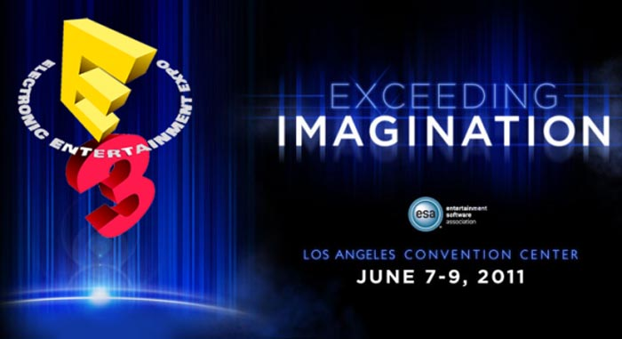 Cobertura de las conferencias de la E3 2011 en video por LagZero [E3 2011]