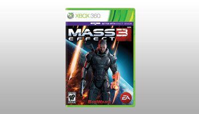 Mass Effect 3 con soporte Kinect