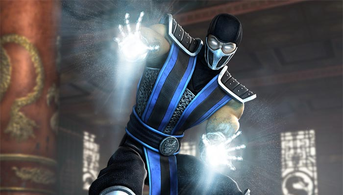 Trailer de Kenshi para Mortal Kombat 9 [Downloable Large Kontent]