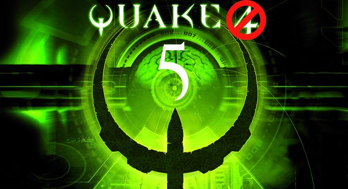 ID Software y el posible desarrollo de QUAKE 5