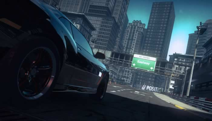 Trailer de Ridge Racer Unbounded [It's Ridge Racer, Riiiidge Racer!]