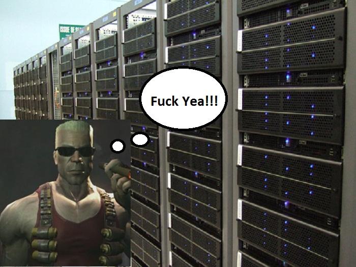 Duke Nukem Forever tendrá Servidores dedicados para PC [SWEET!!]