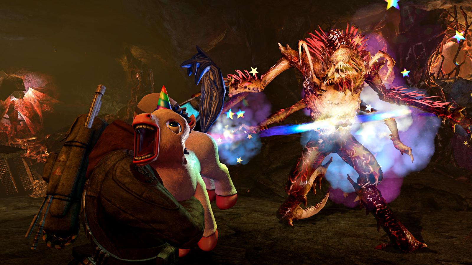 Pony de destrucción masiva para salvar Marte [Arcoiris FTW!!]