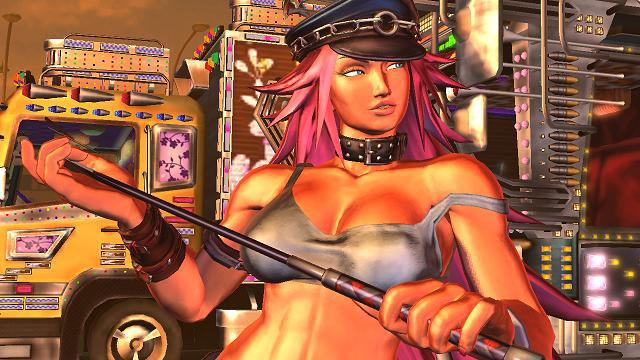 [SD Comic-Con 2011] Nuevos personajes para Street Fighter x Tekken