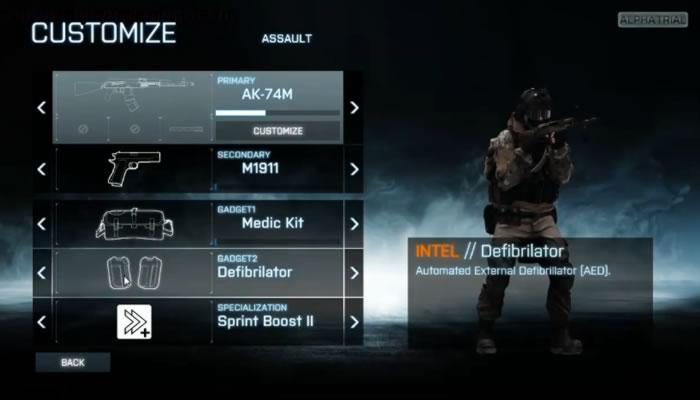 Más vídeos filtrados de Battlefield 3 muestran la personalización de armas