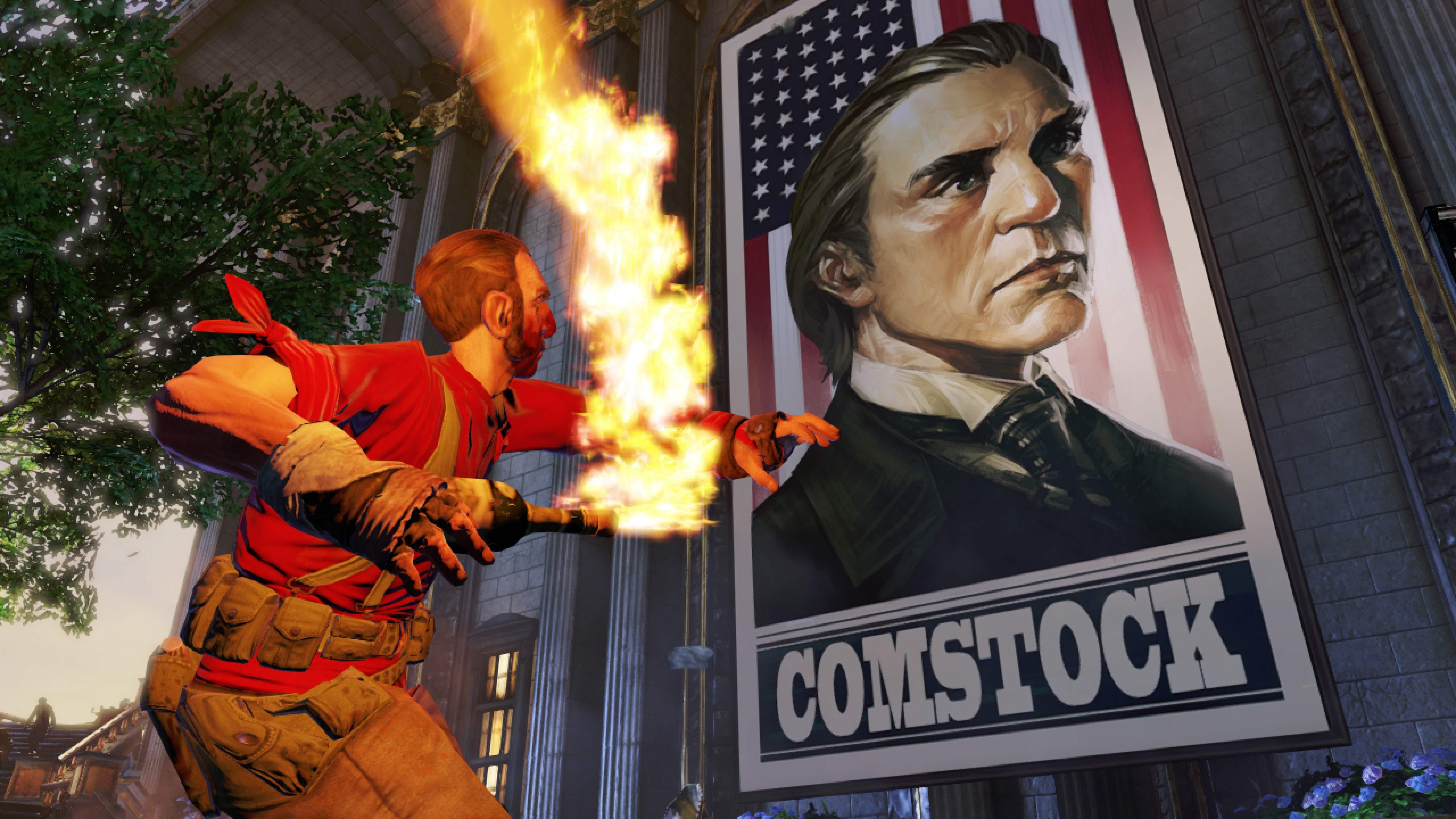 La demo de Bioshock Infinite que se mostró a puertas cerradas en el pasado E3, ahora disponible