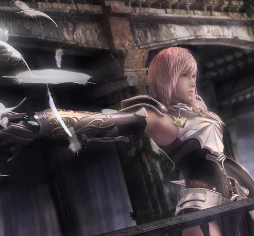 Final Fantasy XIII-2 llegaría en Enero a Norte America