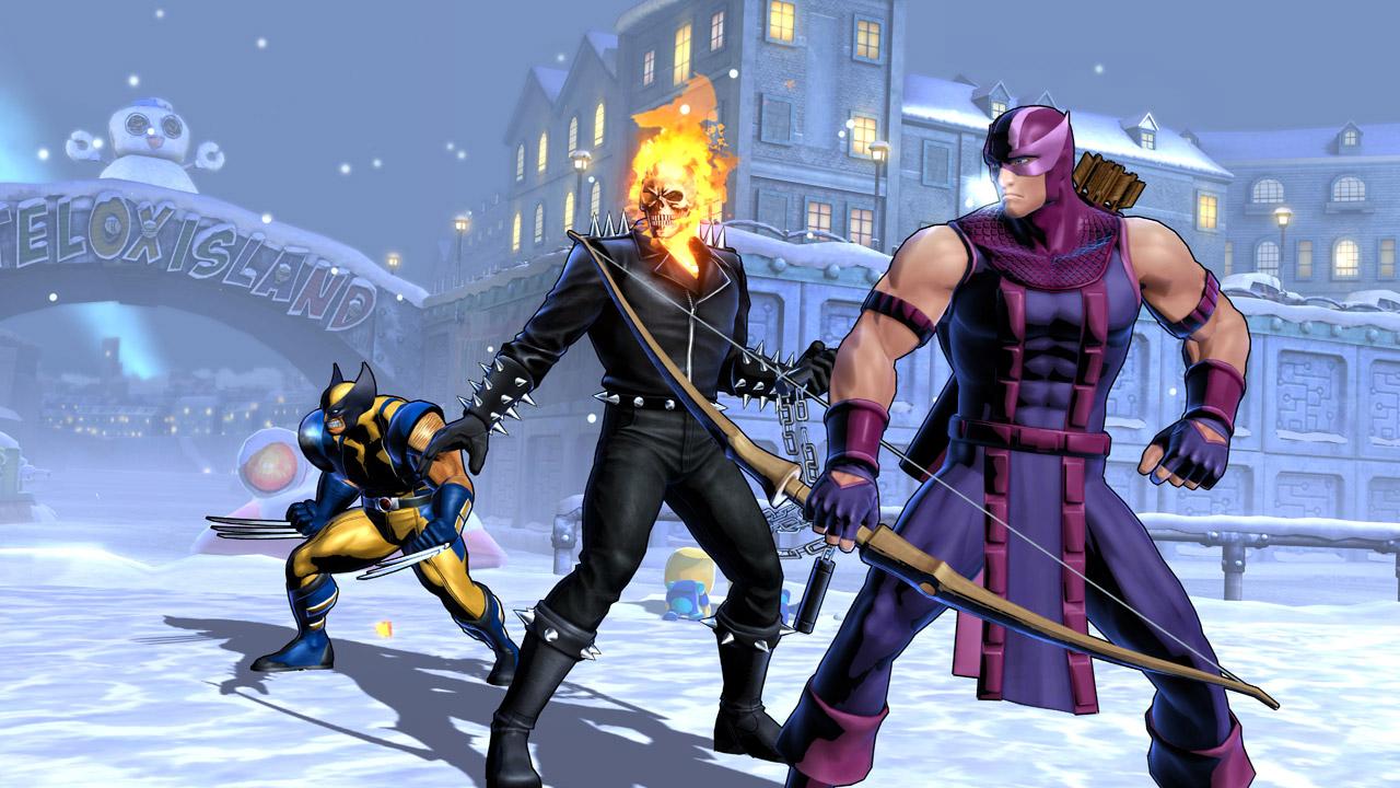 Ultimate Marvel vs Capcom 3, un juego nuevo con sabor a DLC