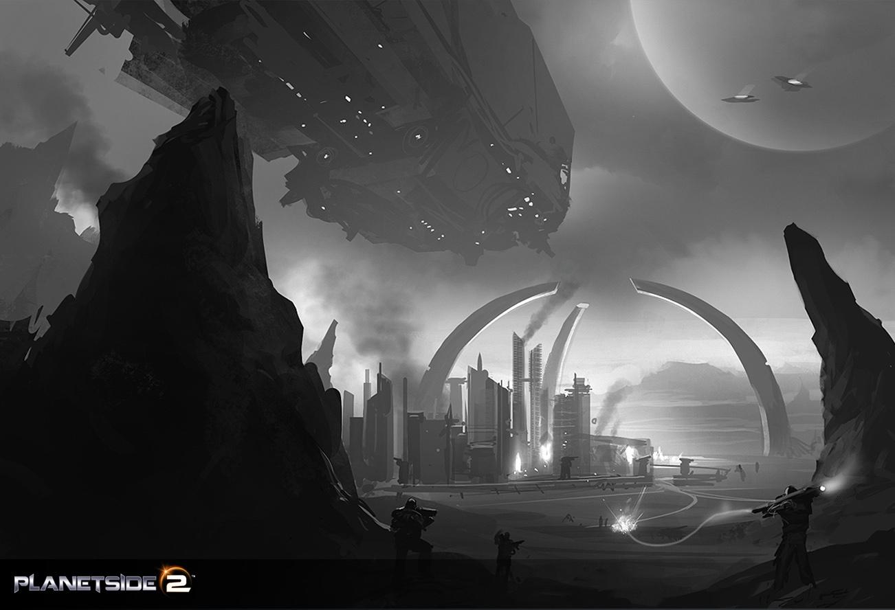 Todo lo que necesitas saber de Planetside 2 [MMOFPS]