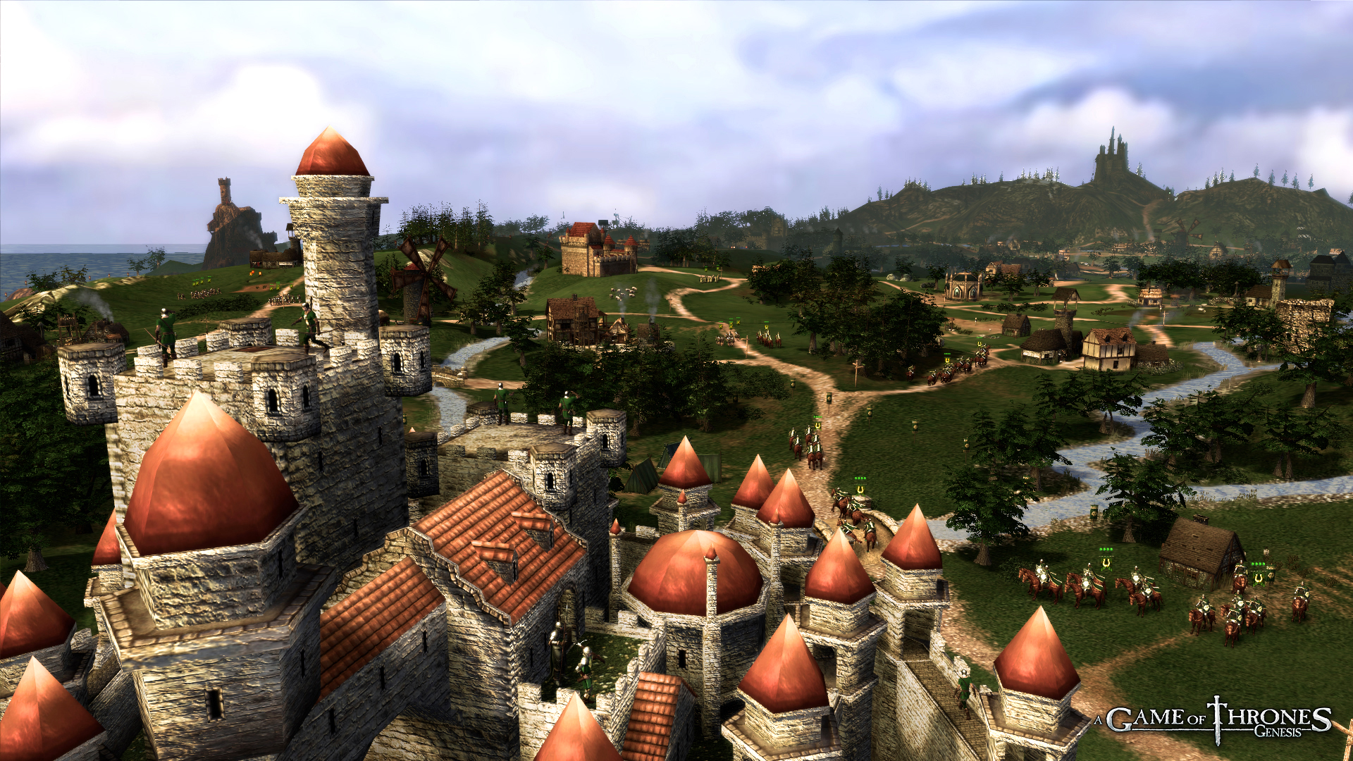 Imágenes de A Game of Thrones Genesis [Screenshots]