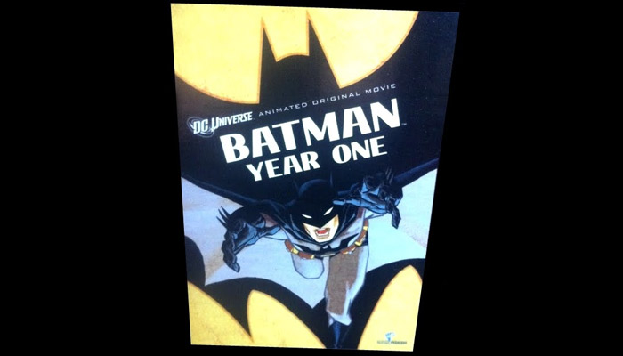 Trailer de Batman Year One [Epic Bat!]