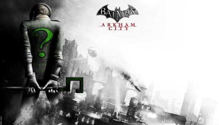 Nuevo trailer de Batman: Arkham City presenta al Acertijo [¿Es más listo el acertijo que el murciélago?]