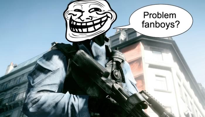 Battlefield 3, comparativa entre la versión de PC y PS3 [trollface]