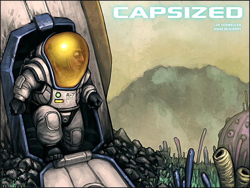 LagZero Analiza: Capsized [Indie]