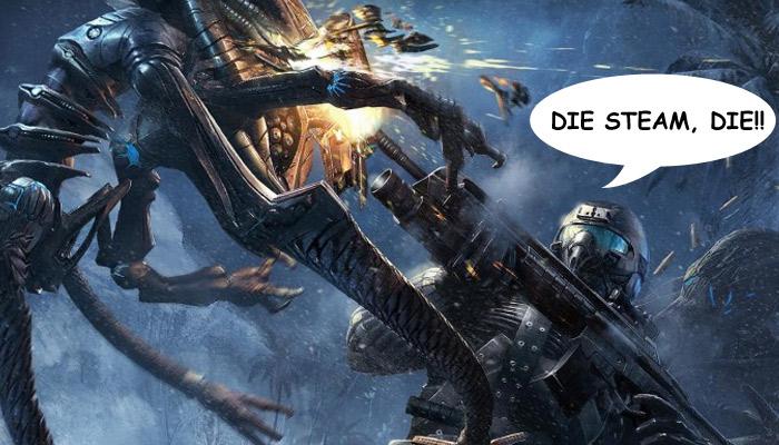 Las razones de la salida de Crysis 2 de Steam