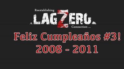 Cumple LagZero