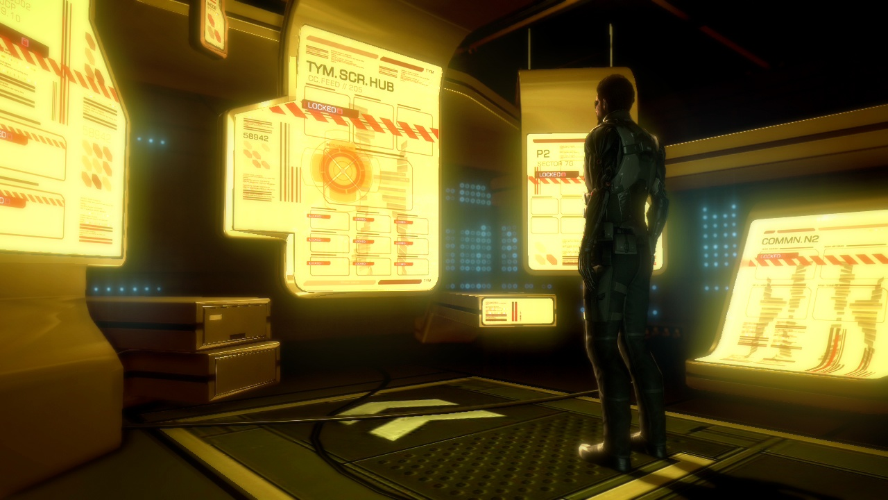12 minutos de gameplay de Deus Ex: Human Revolution