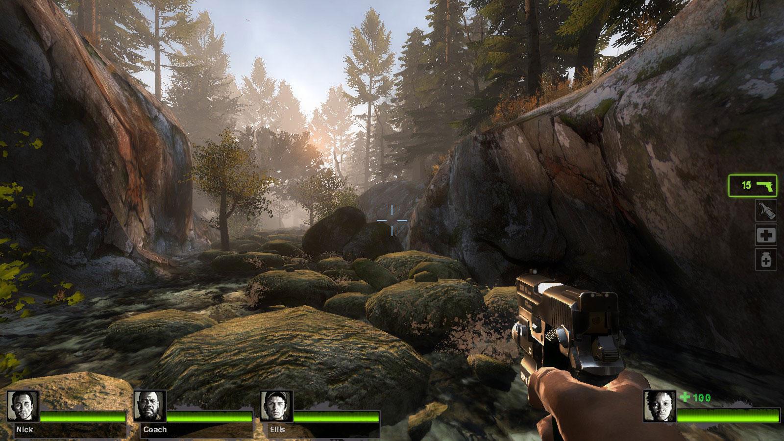 La campaña Dead Air, para Left 4 Dead 2, saldrá antes si suficientes personas terminan Cold Stream