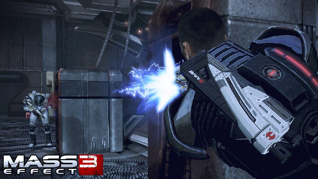 """Demo de Mass Effect 3 planea llegar """"en los próximos meses"""""""
