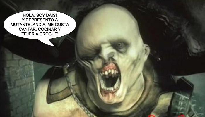 Ultimo diario del desarrollo de Rage: los enemigos