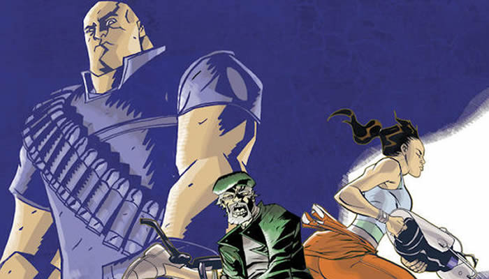 Comic de Steam powered gracias a Dark Horse comics