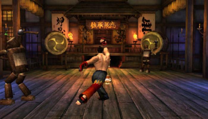 Regalo para este día lunes: Tekken Bowling para iOS!!