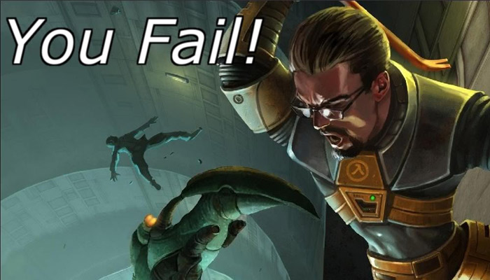 Valve dice que tenemos la respuesta de cuando saldrá Half Life 3 [EPIC FAIL]