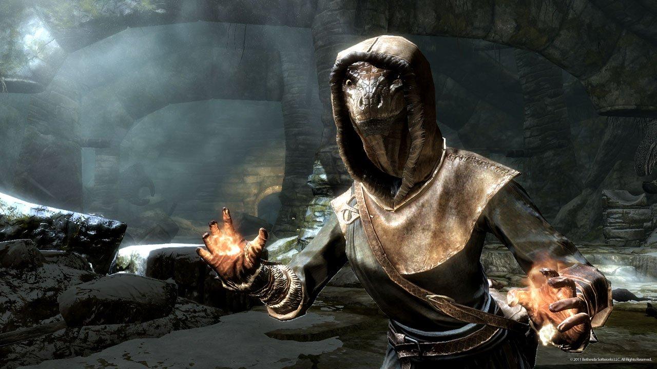 TES V: Skyrim usará Steamworks en PC, y tenemos una nueva galería [Screenshots]