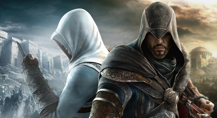 Assassins Creed Revelations: Cinco llaves, eagle sense y muchas bombas.