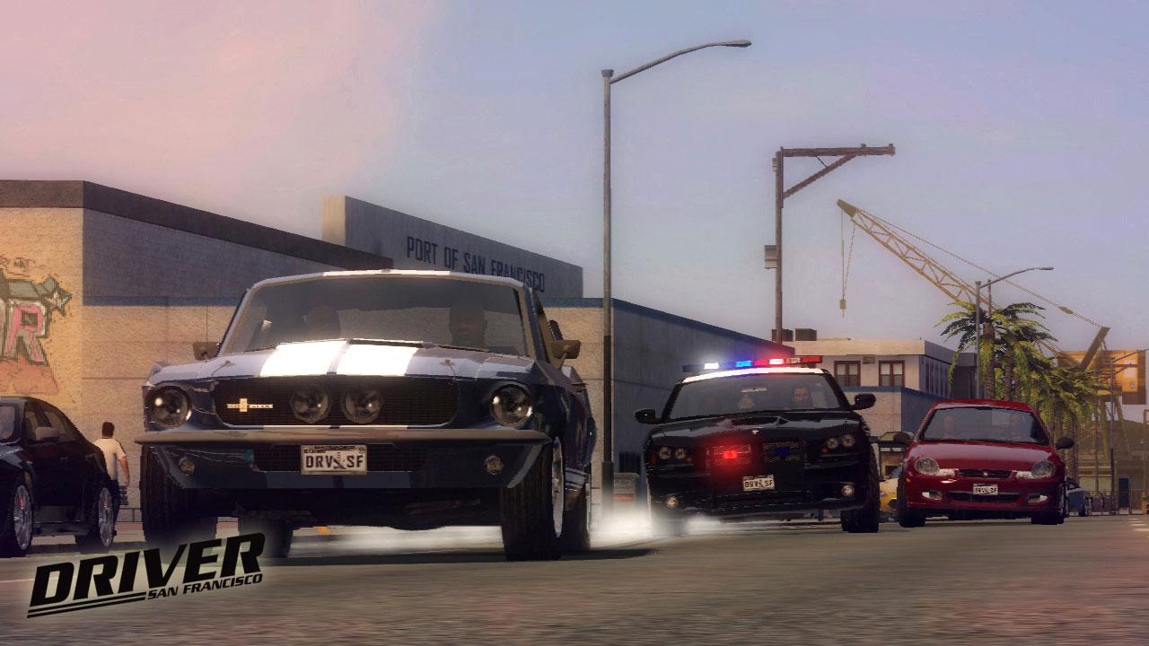 Así serán los modos multiplayer de Driver: San Francisco [Video]