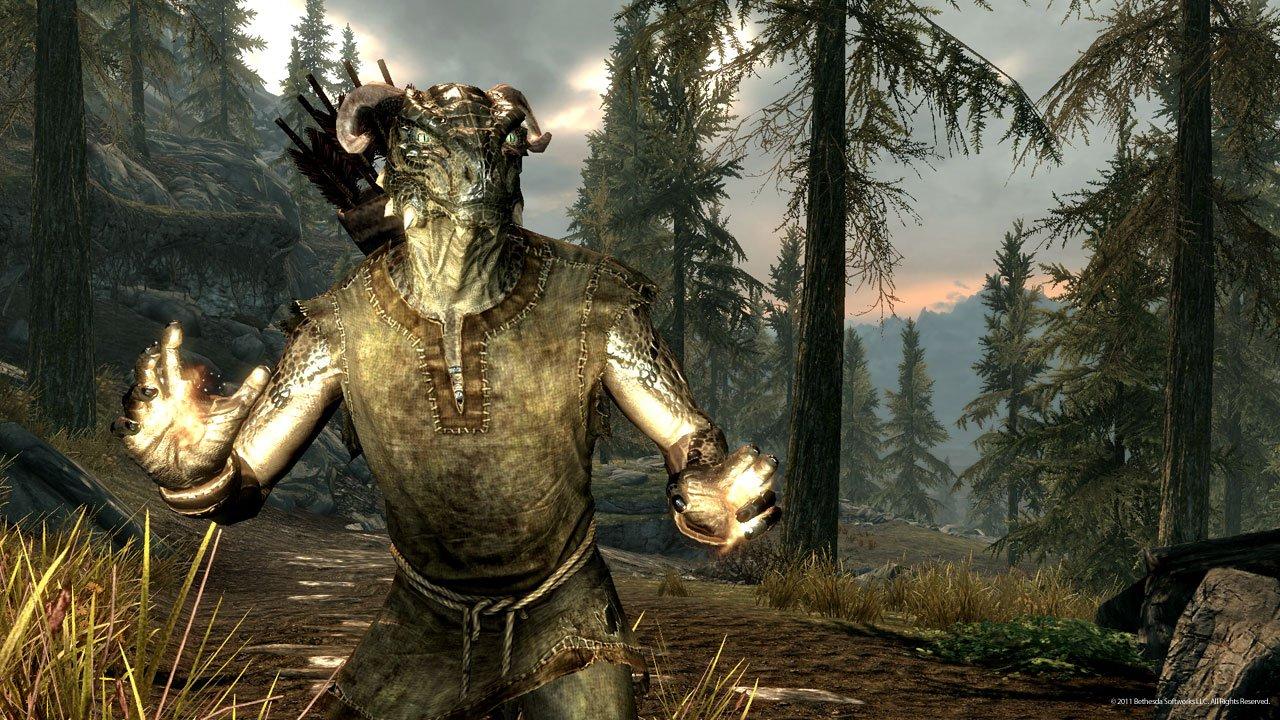 Ya van dos millones de descargas para mods de Skyrim desde Steam Workshop