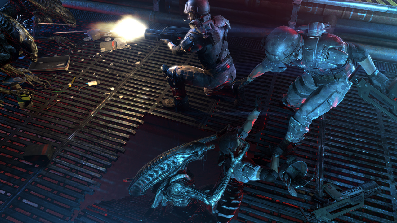Este nuevo trailer de Aliens: Colonial Marines, viene por las malditas paredes [Video]