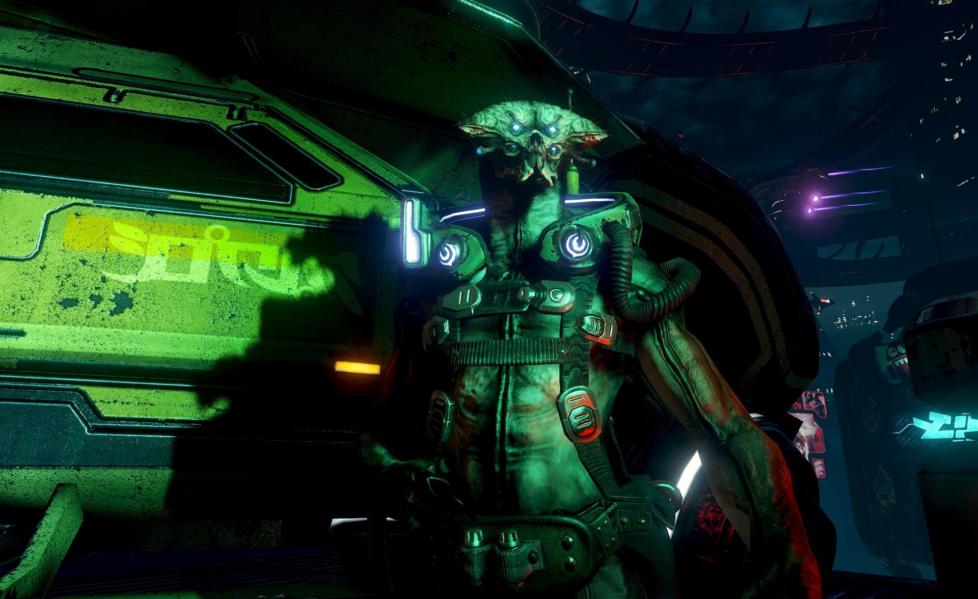 Nuevas imágenes y sorpresas para Prey 2 [screenshots]