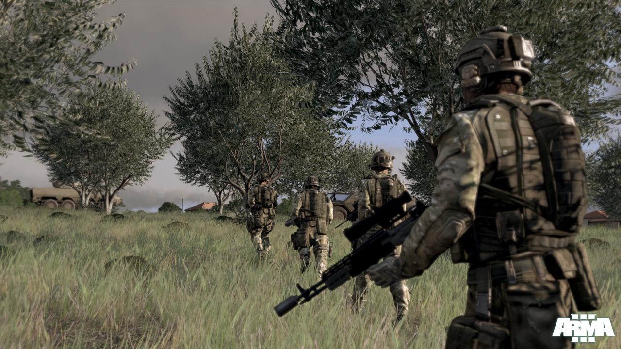 ArmA 3 tiene un nuevo sitio oficial, ademas de un montón de vídeos de la Gamescom