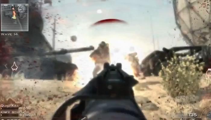 Una mirada al modo Spec Ops de Modern Warfare 3 [Vídeo]