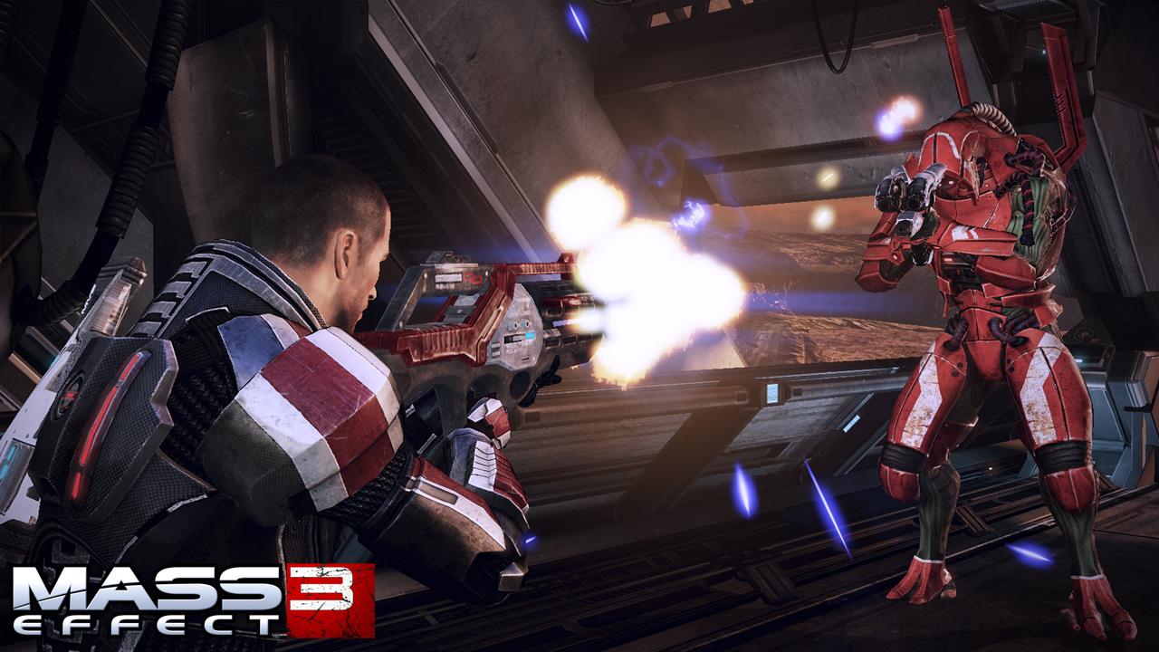 Prepara a tu escuadrón, en este nuevo trailer de Mass Effect 3 [Vídeo + Imágenes]