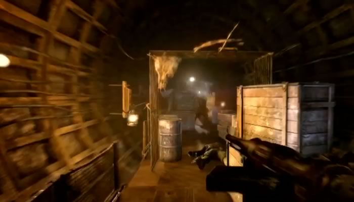 Tercer vídeo gameplay de Metro: Last Light