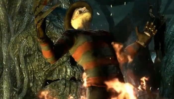 ¿Por que Freddy Krueger esta metido en Mortal Kombat?